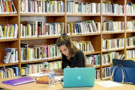 Arrancan los exámenes de septiembre en la biblioteca