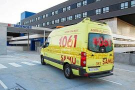Herido grave un joven tras precipitarse en unos apartamentos en Formentera