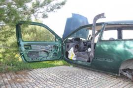 La Policía Local retira 43 vehículos en un operativo de control de coches abandonados en Vila
