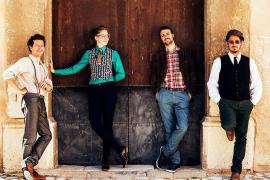 El jazz de Sinuata suena en Santa Maria