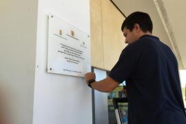 El nombre de Jaume Matas desaparece de la placa del hospital de Formentera