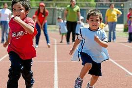 Las escuelas de atletismo y tenis de Formentera, listas