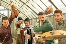 «Queremos que Sant Agustí vibre con nuestra música»