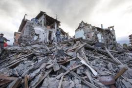 La magnitud del terremoto de Accumoli equivale a la energía liberada por 1.270 toneladas de TNT
