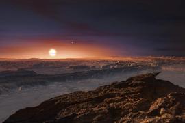 Hallado un planeta similar a la Tierra