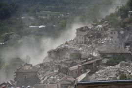Al menos 247 muertos y cientos de desaparecidos tras el terremoto en el centro de Italia