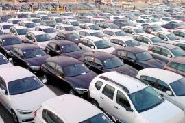 Hasta julio entraron en Eivissa más coches de alquiler que en todo 2015