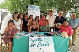 Jesús presenta sus fiestas patronales