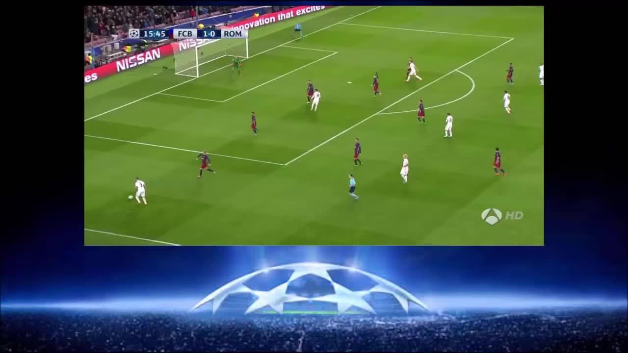 Messi vuelve a ganar el premio de la UEFA al mejor gol