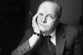 Las cenizas de Truman Capote, a subasta por cerca de 1.800 euros