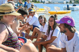 'Un Mar de Posibilidades': Un chiringuito de playa muy especial