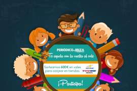 Periódico de Ibiza y Formentera te ayuda con la vuelta al cole!!