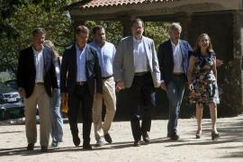 PP y Ciudadanos ultiman los flecos del acuerdo que Rajoy espera cerrar «pronto»