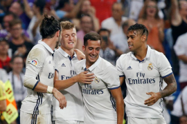 Kroos sale al rescate del Real Madrid