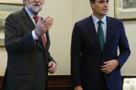 Rajoy hará un último intento con Sánchez para que facilite su investidura