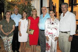 Fiesta de Concha Gómez-Puche y Arturo Lope