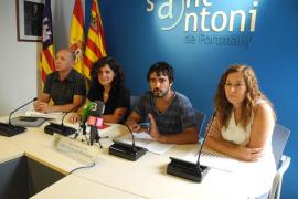 Consell y Ayuntamiento de Sant Antoni creen que la regulación del acceso a Cala Salada ha sido un éxito