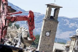 Detenidas dos personas que robaban en casas en ruinas de Amatrice