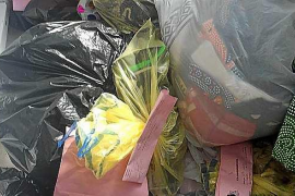 Una decena de denuncias por venta ambulante en las playas de Vila