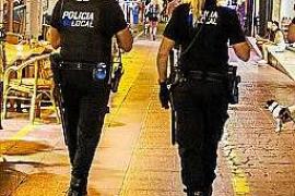 Una persona detenida y 13 denuncias en un control de tráfico en Sant Antoni