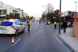 Interpuestas 55 denuncias en el marco de la campaña de vigilancia y control de la velocidad en Eivissa