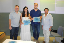 Los ganadores del concurso Marca Ciutat han recibido los premios