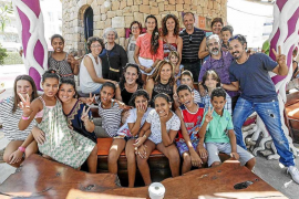 Corazones saharauis en las Pitiüses