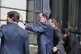 Rajoy afronta la primera jornada de su investidura sin apoyos suficientes