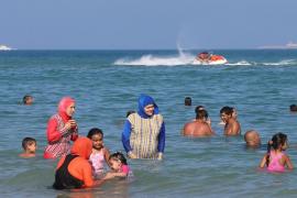 La ONU, contra el veto al burkini en Francia: «No mejora la seguridad»