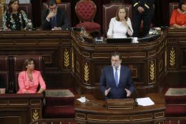 Rajoy afirma que su Gobierno ha «salvado a España del desastre» económico