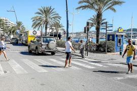 Los comerciantes de la Marina y el Puerto acercan posturas con Vila sobre los cambios circulatorios