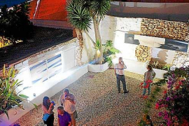 EXPERIENCE LAB IBIZA inaugurará mañana la obra 'Paisajes Velados'