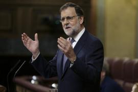 Rajoy a Sánchez: «Si yo soy tan malo, ¿cuánto de malo es usted? ¿pésimo?»