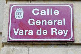 Las otras calles y plazas en honor a Vara de Rey