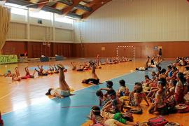 Los Juegos Olímpicos, protagonistas del final del agosto infantil en Santa Eulària