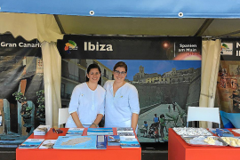 La isla de Eivissa se promociona en Frankfurt y en la feria ornitológica Birdfair