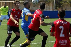 El Formentera pasa de ronda tras vencer en la tanda de penaltis