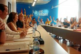 Sant Antoni no quiere que se abran más beach clubs ni hoteles con música al aire libre
