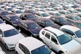 Eivissa tiene este verano 15.000 coches de alquiler, según Aevab