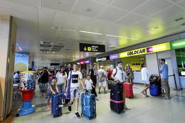 Los hoteleros prevén este mes una ocupación del 90% en Eivissa y Formentera