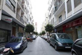 Vila inicia el lunes el asfaltado de Via Púnica y Via Romana