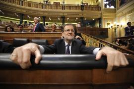 Rajoy no consigue el respaldo del Congreso y fracasa la investidura