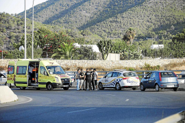 Salvan in extremis a una joven que se iba a lanzar desde un puente en Can Sifre