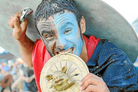 Este sábado cartagineses y romanos luchan un año más en Sant Antoni