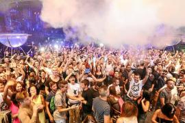 La industria del ocio nocturno facturará este verano en Eivissa más de 500 millones de euros