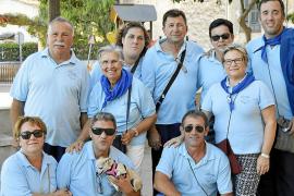 Consell conmemora el 10º aniversario de sus 'caparrots'