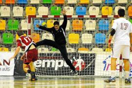 El HC Eivissa cubre la portería con el fichaje de Antonio Carreño