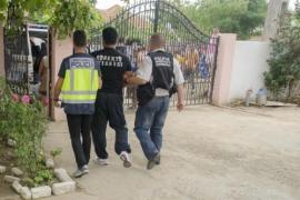 Una banda desarticulada en Eivissa sometía a todo tipo de vejaciones y torturas a las mujeres