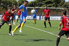 El Formentera se juega esta tarde el pase a la tercera ronda de la Copa del Rey