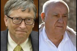Bill Gates y Amancio Ortega